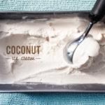 Coconut Ice Cream – 4 simple ingredients