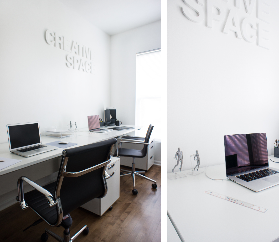 Home Office - Creative Space
