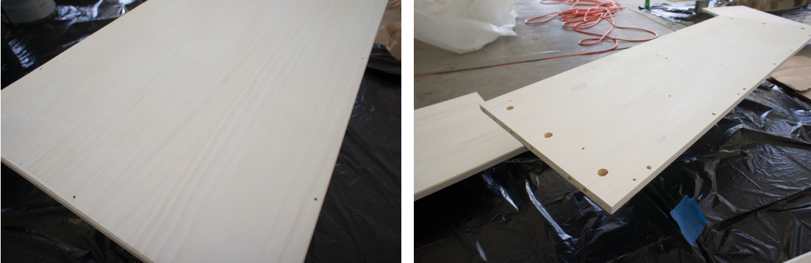 Ikea Tarva Drawers - In progress